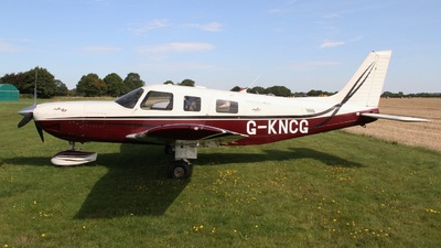 G-KNCG - Piper PA-32-301FT 6X - Private