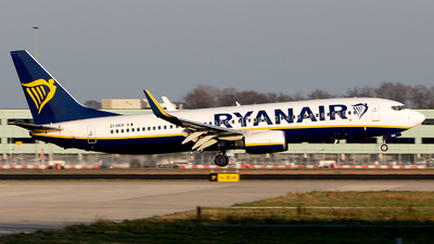 EI-DCR - Boeing 737-8AS - Ryanair
