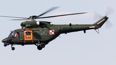 0519 - PZL-Swidnik W3 Sokol - Poland - Army
