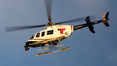 N24NY - Bell 407 - Private