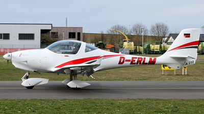 D-ERLM - Aquila A210 - Private