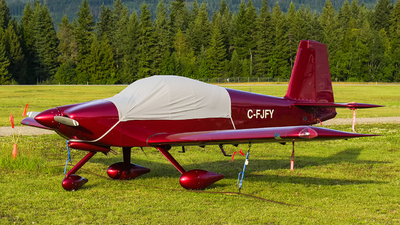 A picture of CFJFY - Van's RV9A - [90161] - © Santiago Arias