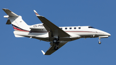CS-PHE - Embraer 505 Phenom 300 - NetJets Europe