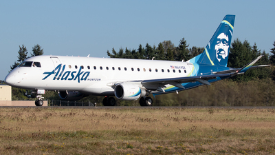 N644QX - Embraer 170-200LR - Alaska Airlines (Horizon Air)