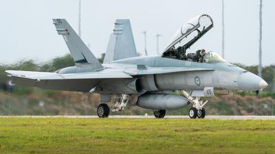 A21-105 - McDonnell Douglas F/A-18B Hornet - Australia - Royal Australian Air Force (RAAF)
