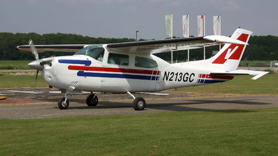 N213GC - Cessna T210M Turbo Centurion II - Private