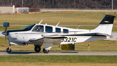 N3321C - Beechcraft A36 Bonanza - Private