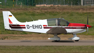 D-EHIO - Robin DR400 - Private