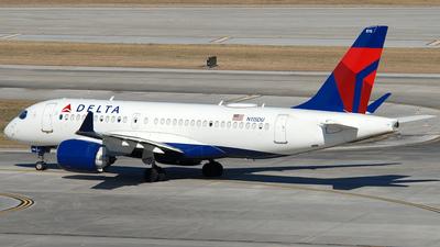 A picture of N115DU - Airbus A220100 - Delta Air Lines - © Jason Whitebird