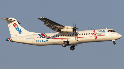 A picture of HSPGF - ATR 72500 - [0700] - © Gilles ASTRE
