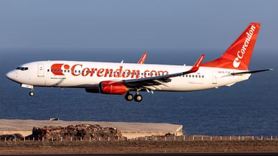 A picture of TCTJP - Boeing 7378BK - Corendon Airlines - © Jan H