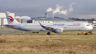 A picture of DAZAT - Airbus A321 - Airbus - © Kay Hansen