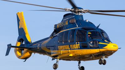 N156UM - Eurocopter EC 155B1 - University of Michigan Health System