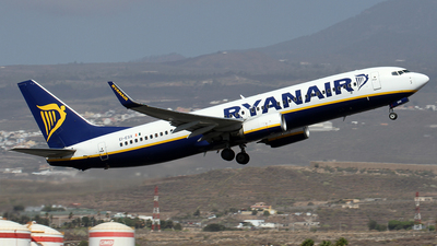 EI-ESX - Boeing 737-8AS - Ryanair