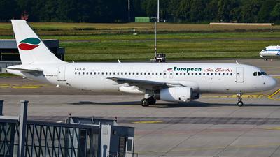 LZ-LAE - Airbus A320-231 - European Air Charter (EAC)