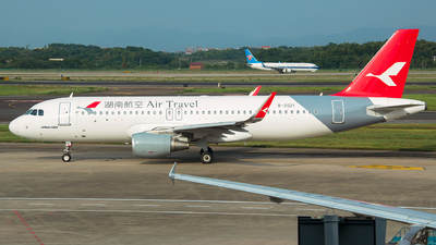A picture of B302Y - Airbus A320214 - Air Travel - © 1219qiuda