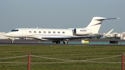 N919PE - Gulfstream G650ER - Private