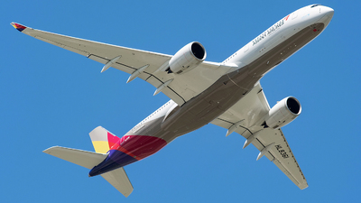 HL8361 - Airbus A350-941 - Asiana Airlines