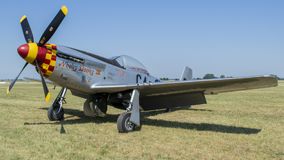 A picture of FAZSB - North American P51D Mustang - [12240967] - © Krzysztof Papaj