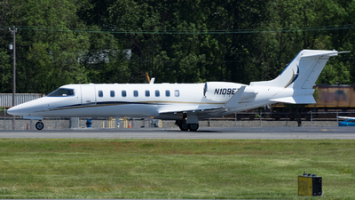 N109EZ - Bombardier Learjet 45 - Private