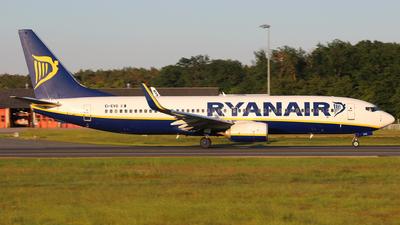 EI-EVG - Boeing 737-8AS - Ryanair