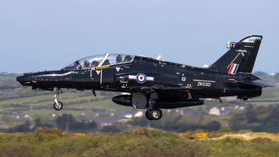 ZK030 - British Aerospace Hawk T.2 - United Kingdom - Royal Air Force (RAF)