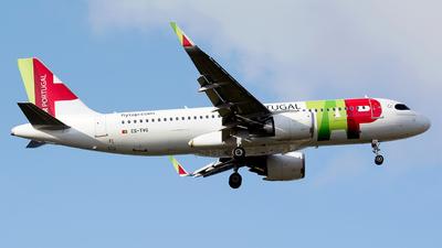 A picture of CSTVG - Airbus A320251N - TAP Air Portugal - © Eduardo Paixao Silva