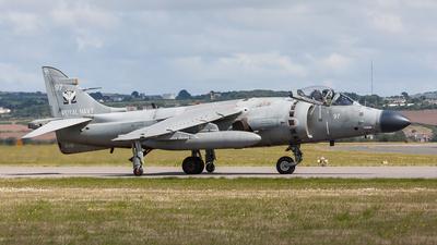 ZH797 - Hawker Siddeley Sea Harrier F/A.2 - United Kingdom - Royal Navy