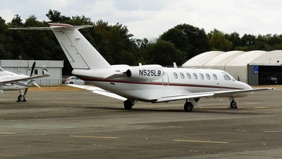 N525LB - Cessna 525B CitationJet 3 - Private