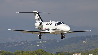 M-OUSE - Cessna 510 Citation Mustang - Private