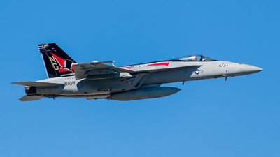 168927 - Boeing F/A-18E Super Hornet - United States - US Navy (USN)