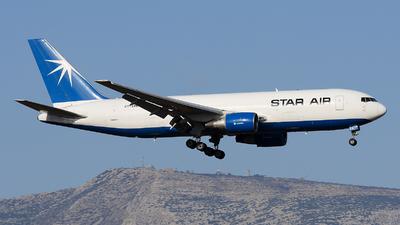 A picture of OYSRK - Boeing 767204(BDSF) - Star Air - © Alex Maras