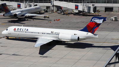 N974AT - Boeing 717-2BD - Delta Air Lines