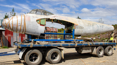 NZ2336 - De Havilland DH-98 Mosquito FB.VI - New Zealand - Royal New Zealand Air Force (RNZAF)