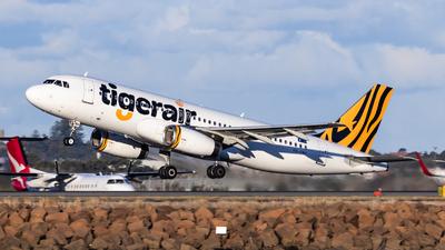 VH-VNH - Airbus A320-232 - Tigerair Australia