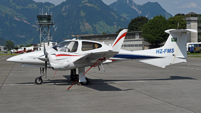 HZ-FMS - Diamond DA-42-VI Twin Star - Private