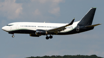 G-TGPG - Boeing 737-3Y0 - 2 Excel Aviation