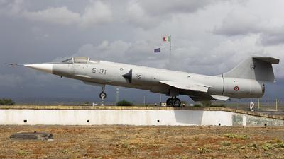 MM6940 - Lockheed F-104S ASA-M Starfighter - Italy - Air Force