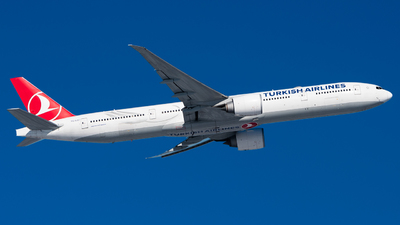 A picture of TCLJJ - Boeing 7773F2(ER) - Turkish Airlines - © Wilko Doodhagen