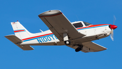 N100TC - Piper PA-28R-200 Arrow II - Private