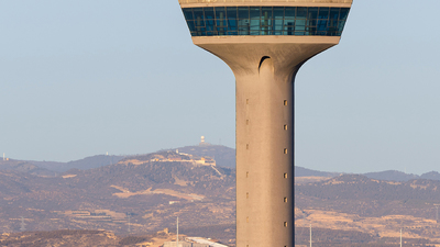 ZBYN - Airport - Control Tower