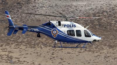 EM-7109 - Bell 429 Global Ranger - Turkey - Police