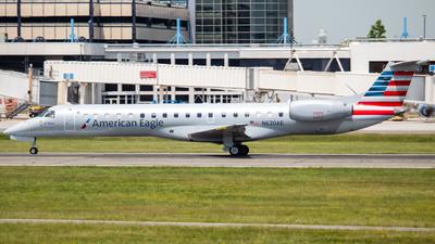 N620AE - Embraer ERJ-145LR - American Eagle (Piedmont Airlines)