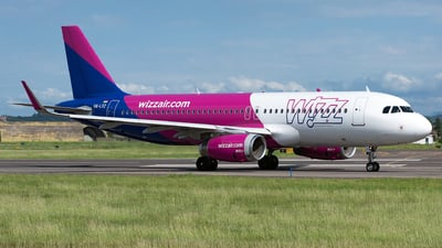 HA-LYZ - Airbus A320-232 - Wizz Air