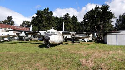 1467 - Fokker F27-400M Troopship - Guatemala - Air Force