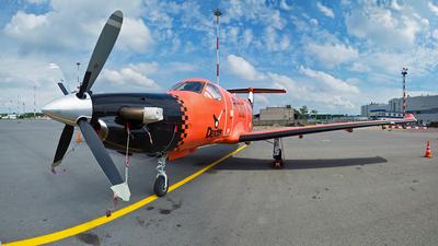 RA-01507 - Pilatus PC-12/47E - Dexter Aero