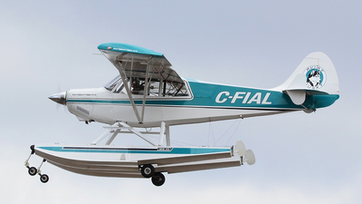 C-FIAL - Christen A-1 Husky - Private