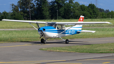 HB-CCV - Reims-Cessna F172M Skyhawk - Private
