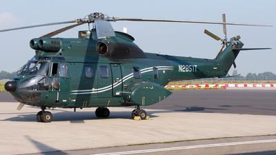 N2851T - Aérospatiale SA 330J Puma - EP Aviation