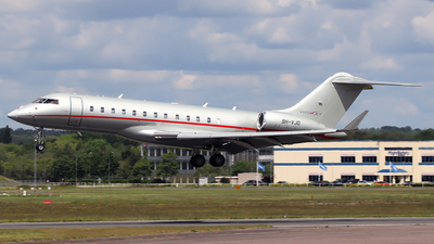 9H-VJD - Bombardier BD-700-1A10 Global 6000 - VistaJet